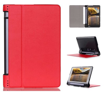 PU Protective Case for YOGA Tablet 3-850F / YOGA Tablet 3-850M