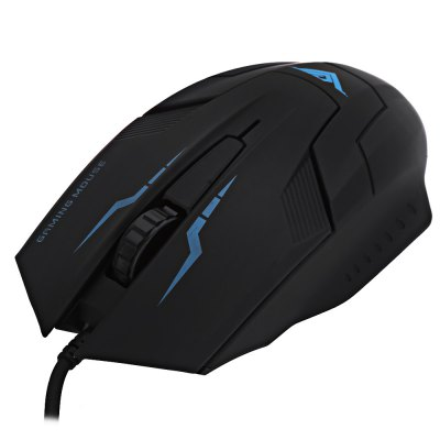 RAJFOO I5 Wired USB Gaming Mouse