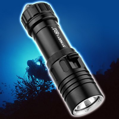 StarryLight DXM U2 1A 850LM Diving LED Flashlight