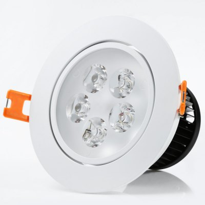 6PCS YouOKLight 450Lm 5W Recessed LED Ceiling Light