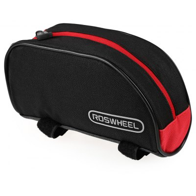 Roswheel Portable Mountain Bicycle Cycling Frame Front Top PVC Tube Bag Bike Pouch