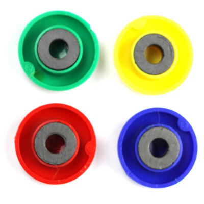 8PCS FUNI CT-17 Office Whiteboard Round MagnetsOther Supplies<br>8PCS FUNI CT-17 Office Whiteboard Round Magnets<br><br>Brand: FUNI<br>Material: ABS<br>Color: Blue,Green,Red,Yellow<br>Product weight: 0.179 kg<br>Package weight: 0.197 kg<br>Product size (L x W x H): 12.00 x 8.00 x 1.20 cm / 4.72 x 3.15 x 0.47 inches<br>Package size (L x W x H): 14.00 x 10.00 x 2.20 cm / 5.51 x 3.94 x 0.87 inches<br>Package Contents: 8 x FUNI CT-17 Office Round Magnet