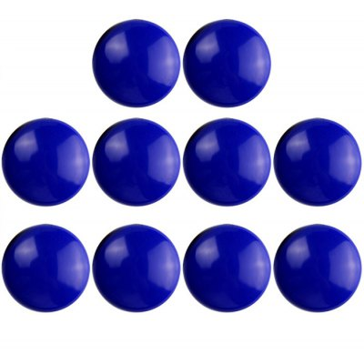 10PCS FUNI CT-16 Office Round Magnet Button