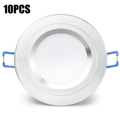 10PCS YouOKLight SMD5730 300Lm 3W LED Ceiling Light