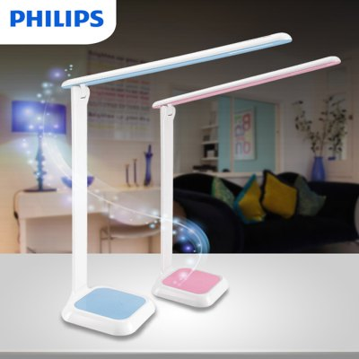 Philips 31668 Vane 3 Levels Touch Dimming LED Desk Lamp