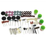 161PCS Rotary Tool Kit Accessory Electric Grinder Engrave Machine