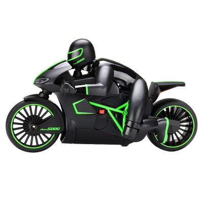 ZC X - Knight 333-MT01B 2.4GHz RC Motorcycle with Light RTR Version
