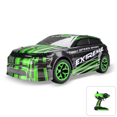 ZC X - Knight 333 - GS08B 1 : 18 Scale 2.4GHz 4CH 4 Wheel-drive Extreme Car RTR
