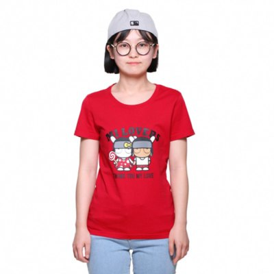 Original Xiaomi Women Short Sleeves T-shirt Garland Куплю Продам