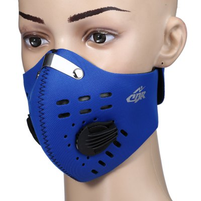 Outdoor Sports Anti-pollution Half Face Mask