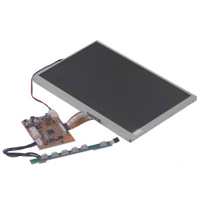 2 - CH Real Color 7 inch TFT LCD Display Monitor Module for Industry Monitor Instruments Car Display and DIY Creation
