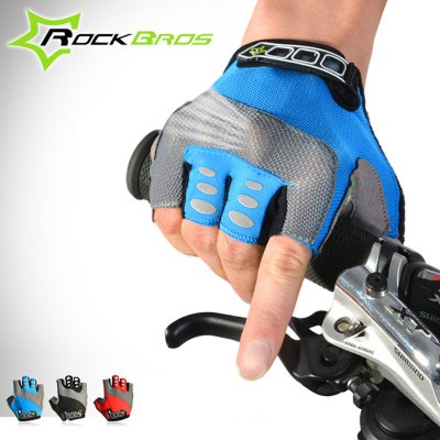 ROCKBROS S037 Half-finger Cycling Gloves