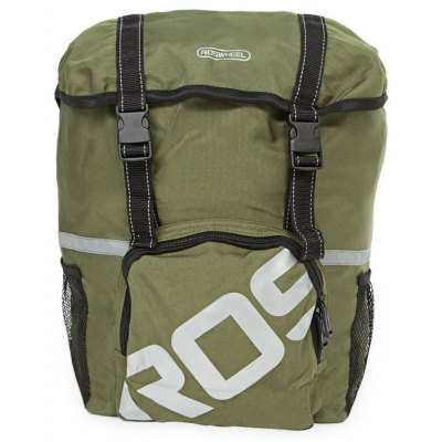 Roswheel 15L Water Repellent Bicycle Rear Pannier Single Bag