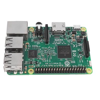 Raspberry Pi Model 3 B MotherboardRaspberry Pi<br>Raspberry Pi Model 3 B Motherboard<br><br>Brand: Raspberry Pi<br>Connectors: CSI, DSI, HDMI, RCA<br>Interface: USB 2.0, Micro USB, Micro SD Card, Ethernet<br>Package Contents: 1 x Raspberry Pi Model 3 B Expansion Board<br>Package Size(L x W x H): 12.00 x 7.50 x 3.40 cm / 4.72 x 2.95 x 1.34 inches<br>Package weight: 0.0900 kg<br>Product Size(L x W x H): 8.50 x 5.60 x 1.70 cm / 3.35 x 2.2 x 0.67 inches<br>Product weight: 0.0400 kg<br>Type: Raspberry Pi Model 3 B Motherboard