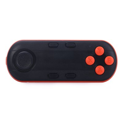 Multifunction Remote Controller VR ConsoleVR Accessories<br>Multifunction Remote Controller VR Console<br><br>Accessory type: Remote Controller<br>Bluetooth: Yes<br>Color: Black,White<br>Package Contents: 1 x Bluetooth Remote Controller, 1 x English and Chinese User Manual<br>Package size (L x W x H): 12.00 x 5.30 x 2.00 cm / 4.72 x 2.09 x 0.79 inches<br>Package weight: 0.068 kg<br>Product size (L x W x H): 11.70 x 4.50 x 1.40 cm / 4.61 x 1.77 x 0.55 inches<br>Product weight: 0.036 kg