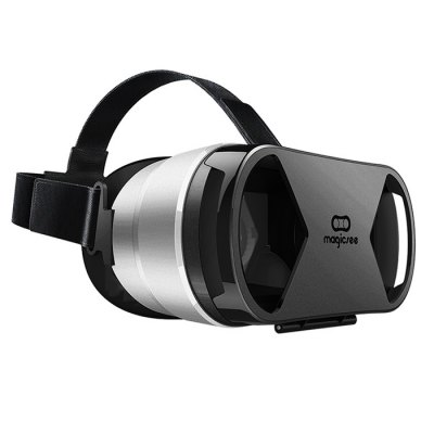 MAGICSEE G1 Virtual Reality 3D Glasses Case VR HeadsetVR Headset<br>MAGICSEE G1 Virtual Reality 3D Glasses Case VR Headset<br><br>Brand: Magicsee<br>Color: Black + White<br>Compatible with: Smartphones<br>Material: PC<br>Model: G1<br>Package Contents: 1 x 3D VR Glasses<br>Package size (L x W x H): 10.00 x 15.00 x 18.00 cm / 3.94 x 5.91 x 7.09 inches<br>Package weight: 0.593 kg<br>Product size (L x W x H): 15.00 x 10.00 x 9.00 cm / 5.91 x 3.94 x 3.54 inches<br>Product weight: 0.220 kg<br>Smartphone Compatibility: 4.0 - 6.0 inch<br>VR Glasses Type: VR Glasses