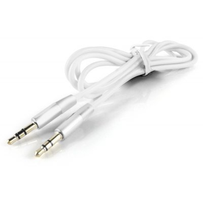Standard 3.5mm Male to Male Audio Cable Extension Wire 1.2m