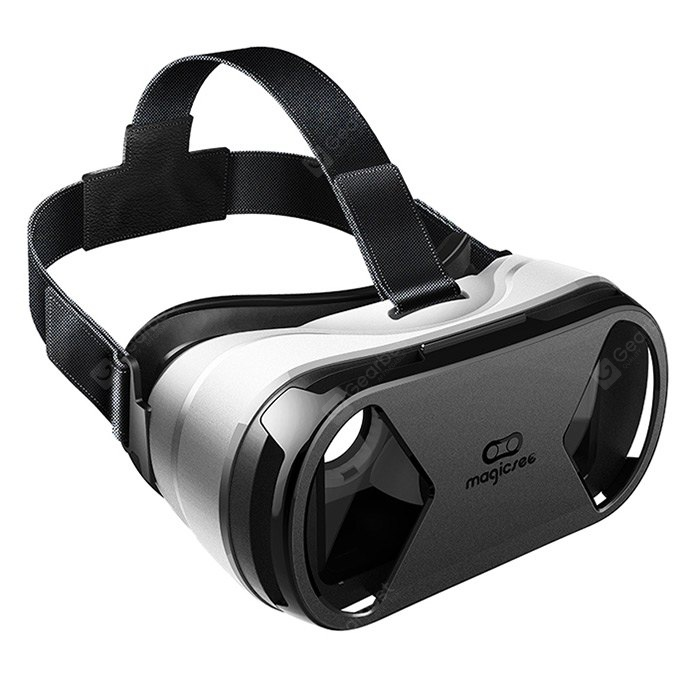 MAGICSEE G1 Virtual Reality 3D Glasses Case VR Box for 4 - 6 inch Smartphones