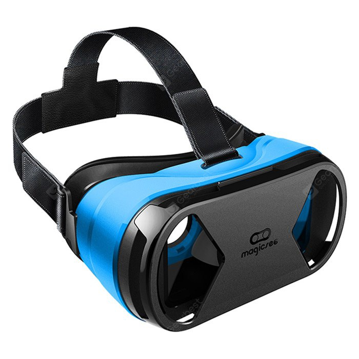 MAGICSEE G1 Virtual Reality 3D Glasses Case VR Box for 4 - 6 inch Smartphones 176489903