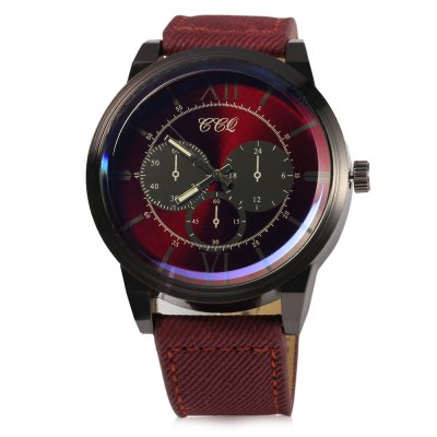 SJ-57 Business Style Blue Mirror Dial Men Quartz WatchMens Watches<br>SJ-57 Business Style Blue Mirror Dial Men Quartz Watch<br><br>Watches categories: Male table<br>Watch style: Business<br>Available color: Brown,Coffee,Red Wine<br>Movement type: Quartz watch<br>Shape of the dial: Round<br>Display type: Analog<br>Case material: Stainless Steel<br>Band material: Leather<br>Clasp type: Pin buckle<br>Dial size: 5.3 x 5.3 x 1.2 cm / 2.09 x 2.09 x 0.47 inches<br>Band size: 26.5 x 2.5 cm / 10.43 x 0.98 inches<br>Wearable length: 20 - 24 cm / 7.87 - 9.45 inches<br>Product weight: 0.056 kg<br>Package weight: 0.092 kg<br>Product size (L x W x H): 26.50 x 5.30 x 1.20 cm / 10.43 x 2.09 x 0.47 inches<br>Package size (L x W x H): 27.50 x 6.30 x 2.20 cm / 10.83 x 2.48 x 0.87 inches<br>Package Contents: 1 x Business Style Male Quartz Watch