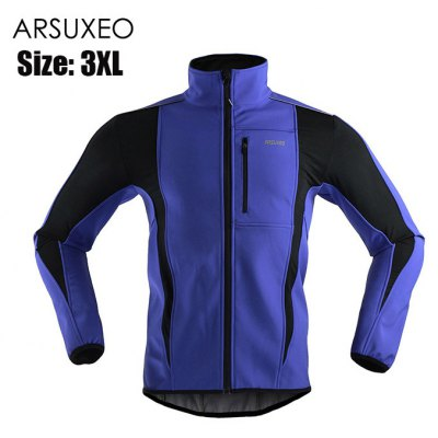 ARSUXEO 15-K Cycling Coat