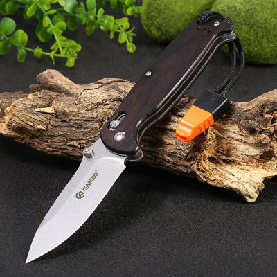 Ganzo G7412-WD2-WS Folded Steel Pocket Knife