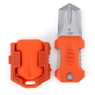 Mini Emergency Gear Cutter Knife