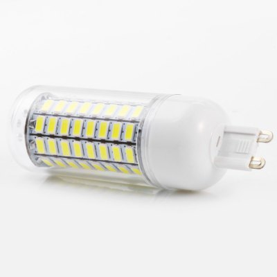 6pcs BRELONG 89 x SMD5730 G9 18W 1800LM LED Corn BulbCorn Bulbs<br>6pcs BRELONG 89 x SMD5730 G9 18W 1800LM LED Corn Bulb<br><br>Available Light Color: Warm White,White<br>Brand: BRELONG<br>CCT/Wavelength: 3000-3500K,6000-6500K<br>Emitter Types: SMD 5730<br>Features: Long Life Expectancy, Energy Saving<br>Function: Studio and Exhibition Lighting, Commercial Lighting, Home Lighting<br>Holder: B22,E14,E27,G9,GU10<br>Luminous Flux: 1800LM<br>Output Power: 18W<br>Package Contents: 6 x BRELONG LED Corn Light<br>Package size (L x W x H): 10.30 x 7.20 x 11.00 cm / 4.06 x 2.83 x 4.33 inches<br>Package weight: 0.290 kg<br>Product size (L x W x H): 3.10 x 3.10 x 10.00 cm / 1.22 x 1.22 x 3.94 inches<br>Product weight: 0.039 kg<br>Sheathing Material: PC<br>Total Emitters: 89<br>Type: Corn Bulbs<br>Voltage (V): AC 220-240
