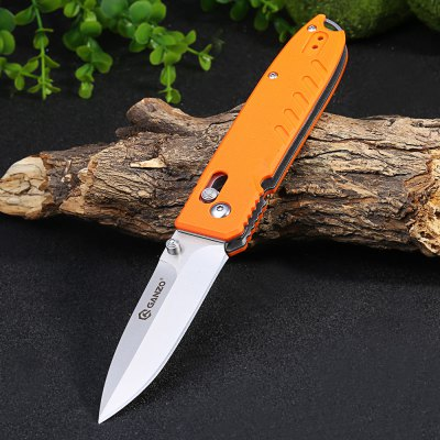 Ganzo G746-1-OR Tactical Hunting Knife