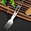 Keith Ti5306 Folding Titanium Fork Tableware for Camping for sale