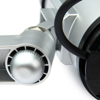 Фотография High Resemblance Dummy CCTV Security IR Camera with LED Blinking Light for Indoor Outdoor Use