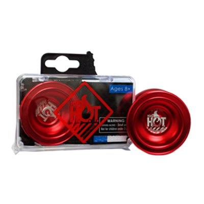 YoYoFactory Too Hot Acid Wash Yoyo H Shape Aluminum Alloy Competition Game Yo-Yo