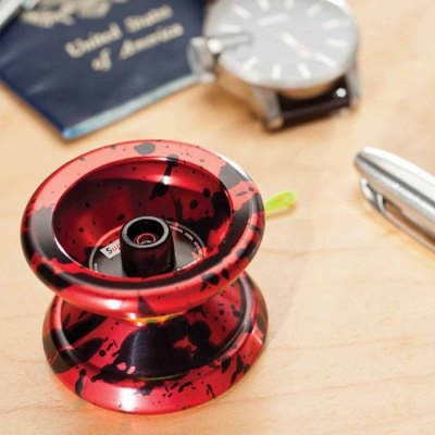 YoYoFactory Superstar Yoyo H Shape Aluminum Alloy Competition Game Yo-Yo with Hubstack