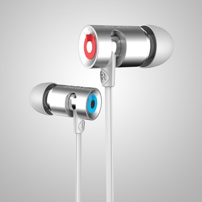 DZAT DR-10 In-ear Earphones with Drive-by-wire
