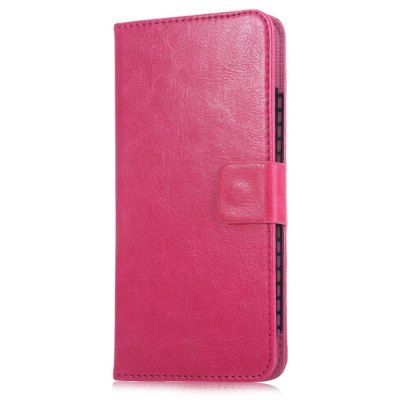 PU Leather Full Body Flip Case for Ulefone Power Magnetism with Stand