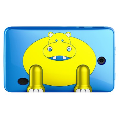 Great Wall W715 Kids Tablet PCFeatured Tablets<br>Great Wall W715 Kids Tablet PC<br><br>Brand: Great Wall<br>Type: Kids Tablet<br>OS: Android 4.4<br>CPU Brand: Rockchip<br>CPU: RK3126<br>GPU: Mali-400 MP<br>Core: 1.33GHz,Quad Core<br>RAM: 1GB<br>ROM: 8GB<br>WIFI: 802.11 a/b/g/n wireless internet<br>Support Network: WiFi<br>Screen type: Capacitive<br>Screen size: 7 inch<br>Screen resolution: 1024 x 600 (WSVGA)<br>Camera type: Dual cameras (one front one back)<br>Back camera: 2.0MP<br>Front camera: 0.3MP<br>Micro USB Slot: Yes<br>3.5mm Headphone Jack: Yes<br>Battery Capacity: 2500mAh<br>Battery / Run Time (up to): 3 hours video playing time<br>AC adapter: 100-240V 5V 1.5A<br>G-sensor: Supported<br>Skype: Supported<br>Youtube: Supported<br>Speaker: Supported<br>MIC: Supported<br>Picture format: BMP,GIF,JPEG,PNG<br>Music format: AAC,MP3,WMA<br>Video format: 3GP,AVI,MP4<br>Languages: Dutch,English,French,German,Greek,Italian,Portuguese,Russian,Spanish<br>Note: If you need any specific language other than English and you must leave us a message when you checkout<br>Additional Features: Browser,Calculator,Calendar,E-book,Gravity Sensing System,MP3,MP4,WiFi<br>Product size: 21.40 x 12.25 x 0.89 cm / 8.43 x 4.82 x 0.35 inches<br>Package size: 30.00 x 18.00 x 5.00 cm / 11.81 x 7.09 x 1.97 inches<br>Product weight: 0.350 kg<br>Package weight: 0.850 kg<br>Tablet PC: 1<br>Tablet Case: 1<br>Charger: 1<br>USB Cable: 1