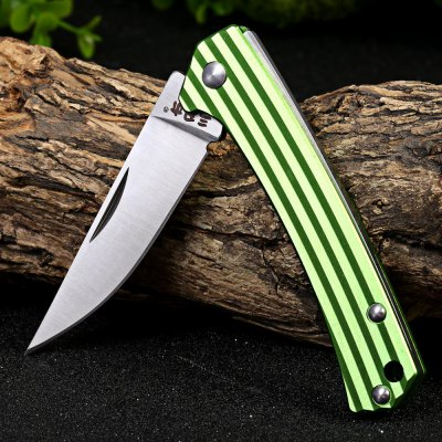 Sanrenmu 7112 RUC-LP Folding Knife with Clip