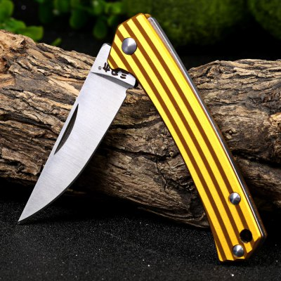 Sanrenmu 7112 RUC-LR Folding Knife with Clip