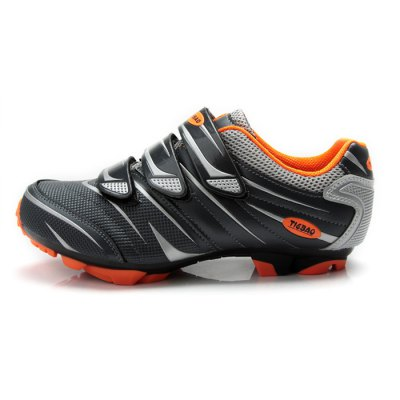 TIEBAO TB35-B816A MTB Cycling Shoes for Outdoor SportsShoes<br>TIEBAO TB35-B816A MTB Cycling Shoes for Outdoor Sports<br><br>Brand: TIEBAO<br>Type: Cycling Shoes<br>Features: Breathable,Durable,Light weight<br>Size: 39,40,41,42,43,44<br>Gender: Unisex<br>Season: Autumn,Spring,Summer,Winter<br>Upper Height: Low<br>Highlights: Breathable<br>Color: Green,Orange,Red,White<br>Product weight: 0.900 kg<br>Package weight: 1.150 kg<br>Package size: 32.50 x 22.00 x 11.50 cm / 12.8 x 8.66 x 4.53 inches<br>Package Contents: 1 x TIEBAO TB35-B816A Pair of Shoes