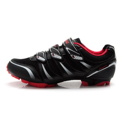 TIEBAO TB35-B1428 MTB Cycling Shoes for Outdoor SportsShoes<br>TIEBAO TB35-B1428 MTB Cycling Shoes for Outdoor Sports<br><br>Brand: TIEBAO<br>Type: Cycling Shoes<br>Features: Breathable,Durable,Light weight<br>Size: 39,40,41,42,43,44<br>Gender: Unisex<br>Season: Autumn,Spring,Summer,Winter<br>Upper Height: Low<br>Highlights: Breathable<br>Color: Blue,Red<br>Product weight: 0.900 kg<br>Package weight: 1.150 kg<br>Package size: 32.50 x 22.00 x 11.50 cm / 12.80 x 8.66 x 4.53 inches<br>Package Contents: 1 x TB35-B1428 Pair of Shoes