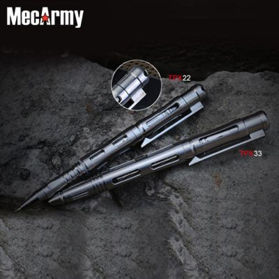 MECARMY TPX33 Tactical Pen