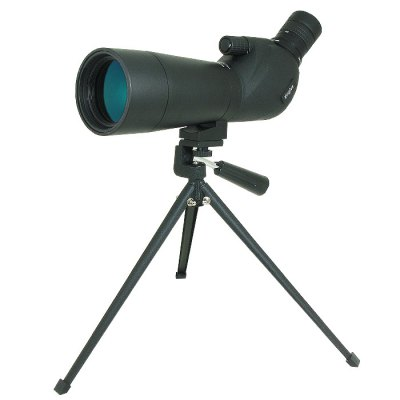 Kinglux 20-60 x 60 Porro BAK - 4 Prism Target Spotting Scope
