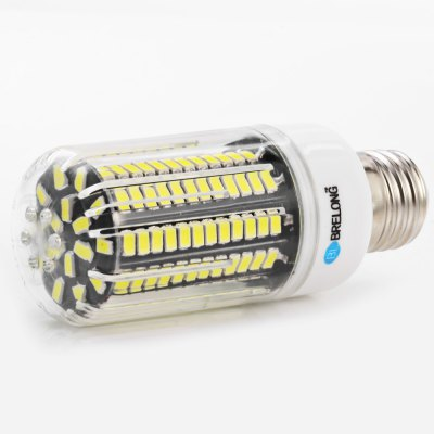 3pcs BRELONG 20W E27 136 x SMD5733 2000Lm LED Corn LightCorn Bulbs<br>3pcs BRELONG 20W E27 136 x SMD5733 2000Lm LED Corn Light<br><br>Available Light Color: Warm White,White<br>Brand: BRELONG<br>CCT/Wavelength: 3000-3500K,6000-6500K<br>Emitter Types: SMD 5733<br>Features: Long Life Expectancy, Energy Saving<br>Function: Studio and Exhibition Lighting, Commercial Lighting, Home Lighting<br>Holder: B22,E14,E27<br>Luminous Flux: 2000LM<br>Output Power: 20W<br>Package Contents: 3 x BRELONG LED Corn Light<br>Package size (L x W x H): 13.60 x 5.20 x 12.50 cm / 5.35 x 2.05 x 4.92 inches<br>Package weight: 0.2390 kg<br>Product size (L x W x H): 4.20 x 4.20 x 11.50 cm / 1.65 x 1.65 x 4.53 inches<br>Product weight: 0.0620 kg<br>Sheathing Material: PC<br>Total Emitters: 136<br>Type: Corn Bulbs<br>Voltage (V): AC 220-240