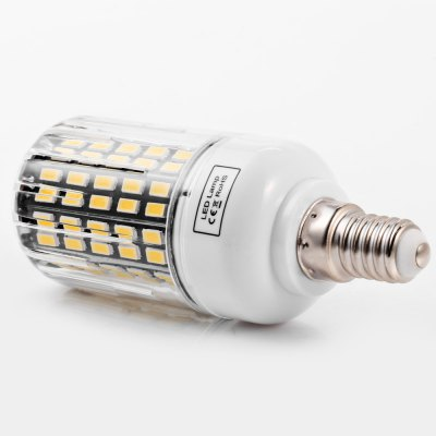 6 x BRELONG E14 1800Lm 18W SMD5733 108 LED Corn BulbCorn Bulbs<br>6 x BRELONG E14 1800Lm 18W SMD5733 108 LED Corn Bulb<br><br>Available Light Color: Warm White,White<br>Brand: BRELONG<br>CCT/Wavelength: 3000-3500K,6000-6500K<br>Emitter Types: SMD 5733<br>Features: Long Life Expectancy, Energy Saving<br>Function: Studio and Exhibition Lighting, Commercial Lighting, Home Lighting<br>Holder: B22,E14,E27<br>Luminous Flux: 1800LM<br>Output Power: 18W<br>Package Contents: 6 x BRELONG LED Corn Light<br>Package size (L x W x H): 13.00 x 9.00 x 11.20 cm / 5.12 x 3.54 x 4.41 inches<br>Package weight: 0.350 kg<br>Product size (L x W x H): 4.00 x 4.00 x 10.20 cm / 1.57 x 1.57 x 4.02 inches<br>Product weight: 0.044 kg<br>Sheathing Material: PC<br>Total Emitters: 108<br>Type: Corn Bulbs<br>Voltage (V): AC 220-240
