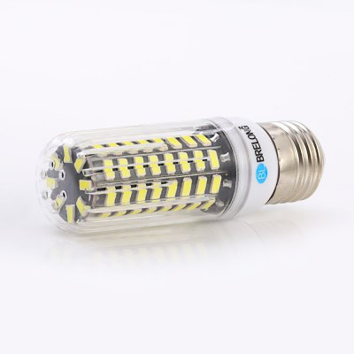3 x BRELONG 1500Lm E27 15W SMD5733 80 LED Corn BulbCorn Bulbs<br>3 x BRELONG 1500Lm E27 15W SMD5733 80 LED Corn Bulb<br><br>Available Light Color: Warm White,White<br>Brand: BRELONG<br>CCT/Wavelength: 3000-3500K,6000-6500K<br>Emitter Types: SMD 5733<br>Features: Long Life Expectancy, Energy Saving<br>Function: Studio and Exhibition Lighting, Commercial Lighting, Home Lighting<br>Holder: B22,E14,E27,G9,GU10<br>Luminous Flux: 1500LM<br>Output Power: 15W<br>Package Contents: 3 x BRELONG LED Corn Light<br>Package size (L x W x H): 10.30 x 4.10 x 11.20 cm / 4.06 x 1.61 x 4.41 inches<br>Package weight: 0.155 kg<br>Product size (L x W x H): 3.10 x 3.10 x 10.20 cm / 1.22 x 1.22 x 4.02 inches<br>Product weight: 0.036 kg<br>Sheathing Material: PC<br>Total Emitters: 80<br>Type: Corn Bulbs<br>Voltage (V): AC 220-240