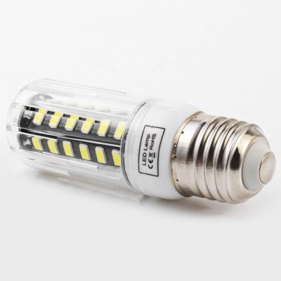 5pcs BRELONG 9W 42 x SMD5733 E27 900LM LED Corn BulbCorn Bulbs<br>5pcs BRELONG 9W 42 x SMD5733 E27 900LM LED Corn Bulb<br><br>Available Light Color: Warm White,White<br>Brand: BRELONG<br>CCT/Wavelength: 3000-3500K,6000-6500K<br>Emitter Types: SMD 5733<br>Features: Long Life Expectancy, Energy Saving<br>Function: Studio and Exhibition Lighting, Commercial Lighting, Home Lighting<br>Holder: B22,E14,E27,G9,GU10<br>Luminous Flux: 900LM<br>Output Power: 9W<br>Package Contents: 5 x BRELONG LED Corn Light<br>Package size (L x W x H): 16.50 x 4.10 x 10.40 cm / 6.5 x 1.61 x 4.09 inches<br>Package weight: 0.210 kg<br>Product size (L x W x H): 3.10 x 3.10 x 9.40 cm / 1.22 x 1.22 x 3.7 inches<br>Product weight: 0.032 kg<br>Sheathing Material: PC<br>Total Emitters: 42<br>Type: Corn Bulbs<br>Voltage (V): AC 220-240