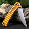 Sanrenmu 7112 RUC-LJ Folding Knife with Clip deal