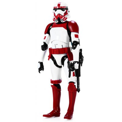 PVC Movie Action Figure Movable Joint Cartoon Decor - 6.2 inch