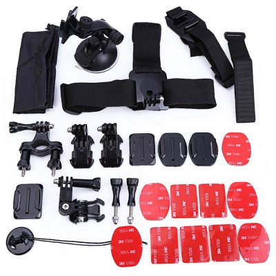GP-K07 Universal Action Camera Accessory Kit