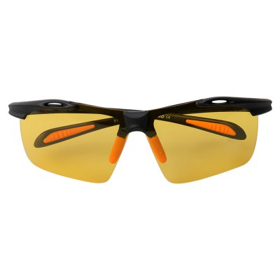 KASHILUO  9150-Y Night Vision Cycling Glasses